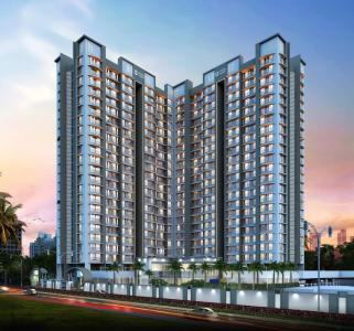 Gallery Cover Image of 819 Sq.ft 2 BHK Apartment for buy in Malad West for 14700000