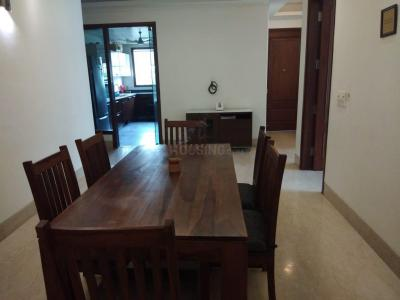 Gallery Cover Image of 2200 Sq.ft 3 BHK Independent Floor for rent in Gulmohar Park for 80000
