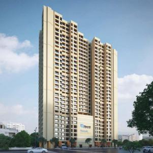 Gallery Cover Image of 1044 Sq.ft 2 BHK Apartment for buy in Thane West for 9180000