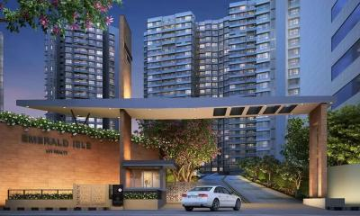 Gallery Cover Image of 1274 Sq.ft 3 BHK Apartment for buy in L&T Veridian At Emerald Isle 12C, Powai for 32500000