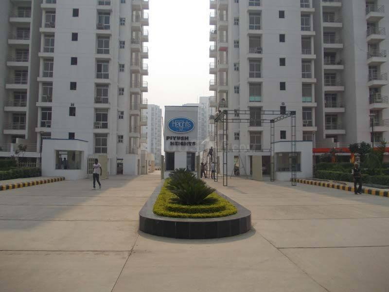 Building Image of 1289 Sq.ft 2 BHK Apartment for rent in Sector 89 for 10000