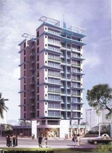Gallery Cover Image of 620 Sq.ft 1 BHK Apartment for rent in Kharghar for 11000
