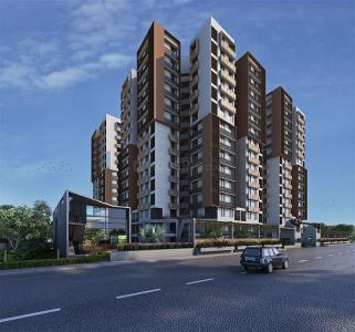 Gallery Cover Image of 1250 Sq.ft 3 BHK Apartment for rent in Bopal for 15500