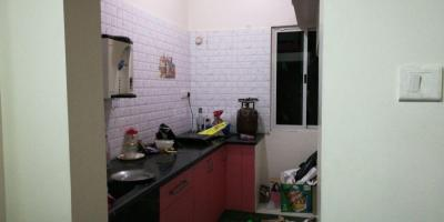 Kitchen Image of Anjali PG Services For Girl in Shanti Nagar