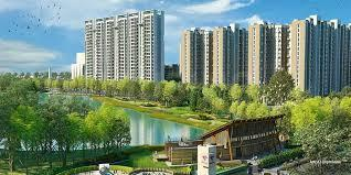 Gallery Cover Image of 774 Sq.ft 1 BHK Apartment for rent in Palava Phase 1 Nilje Gaon for 10000