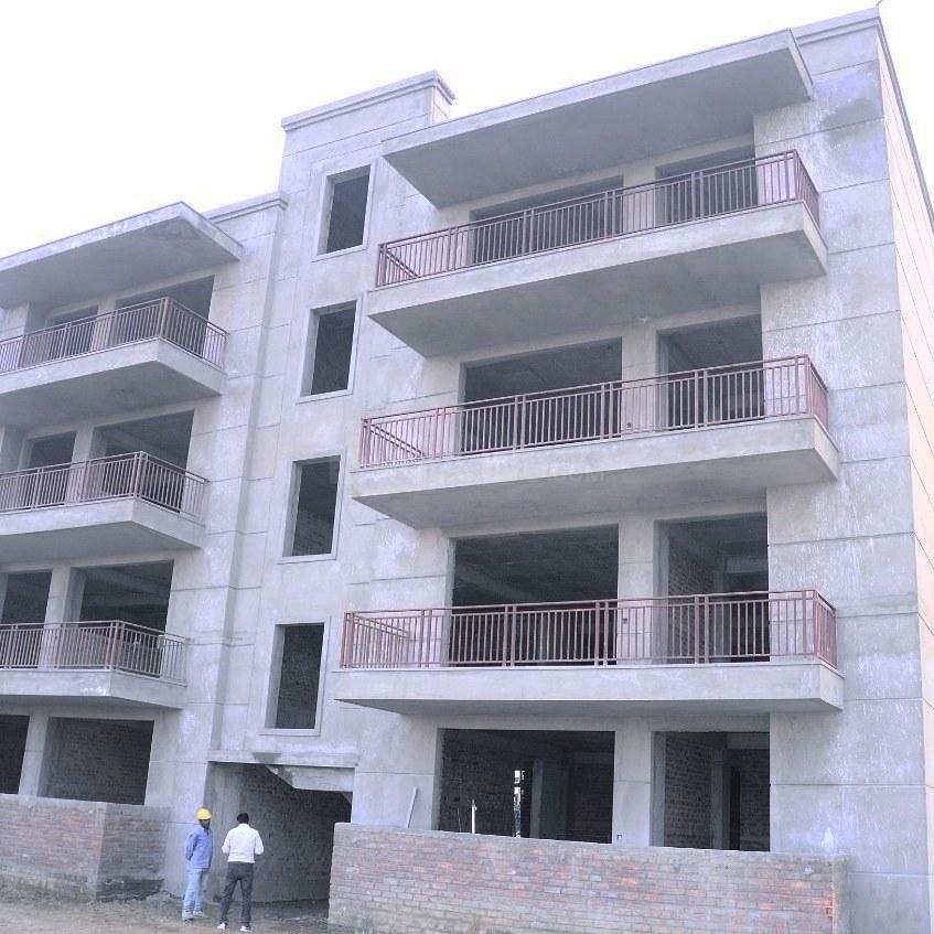 Building Image of 1639 Sq.ft 3 BHK Independent Floor for buy in Kydganj for 6000000