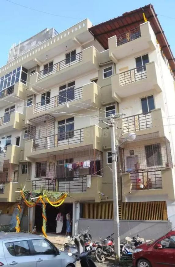 Building Image of 1250 Sq.ft 2 BHK Apartment for rent in Nagarbhavi for 17500