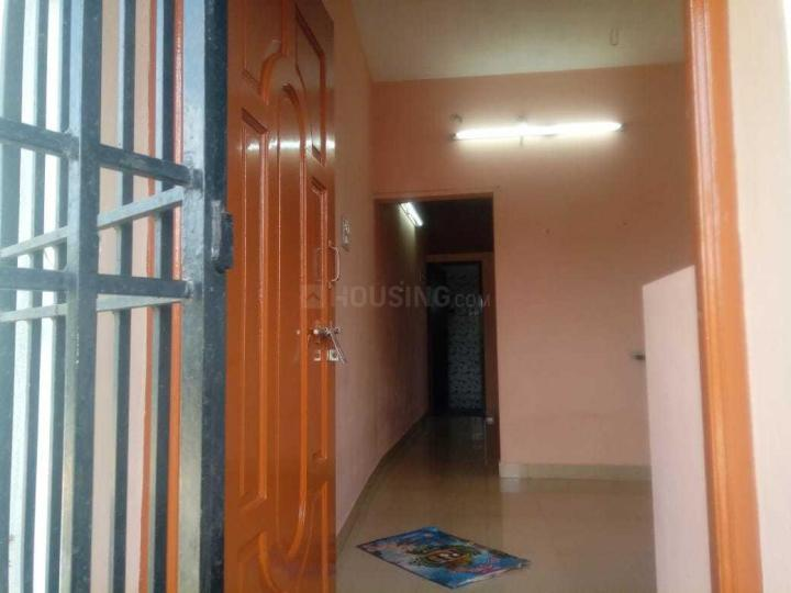 Main Entrance Image of 300 Sq.ft 1 RK Independent Floor for rent in Semmancheri for 4500