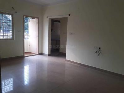 Gallery Cover Image of 653 Sq.ft 1 BHK Apartment for rent in Domlur Layout for 15000