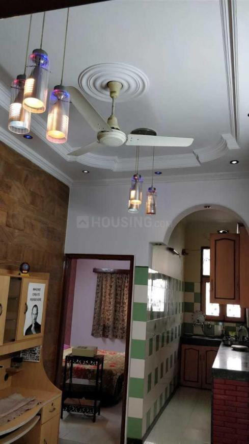 Living Room Image of 950 Sq.ft 2 BHK Independent House for rent in Lajpat Nagar for 30000