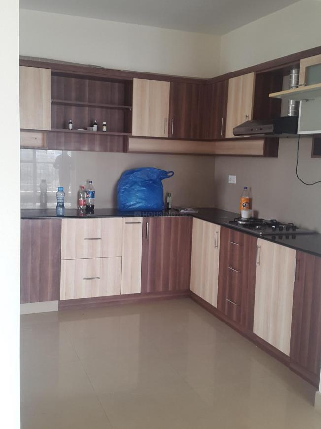 Kitchen Image of 600 Sq.ft 1 BHK Independent House for rent in Koramangala for 15000