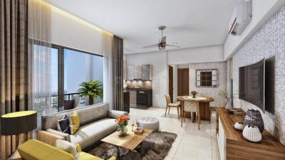 Gallery Cover Image of 859 Sq.ft 2 BHK Apartment for buy in Hinjewadi for 4610000