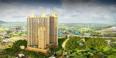 Gallery Cover Image of 1026 Sq.ft 2 BHK Apartment for buy in Arihant Clan Aalishan Phase 1, Kharghar for 8500000