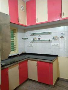 Gallery Cover Image of 600 Sq.ft 1 BHK Independent House for rent in Vibhutipura for 8500