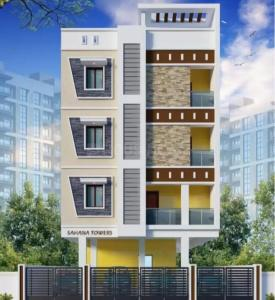 Gallery Cover Image of 800 Sq.ft 2 BHK Apartment for buy in Valasaravakkam for 6000000