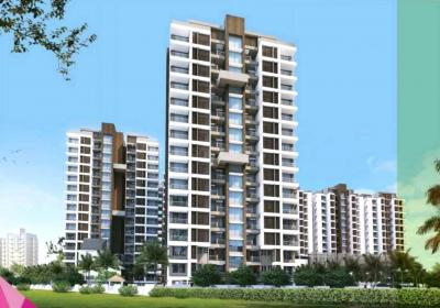 Gallery Cover Image of 765 Sq.ft 2 BHK Apartment for buy in Sumeru Navjyot Abha Phase I, Narhe for 4088718