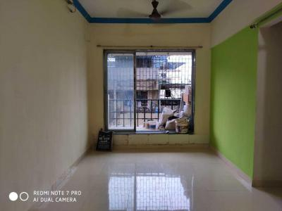 Gallery Cover Image of 695 Sq.ft 1 BHK Apartment for rent in Airoli for 17500