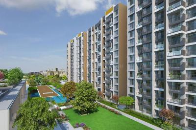 Gallery Cover Image of 1100 Sq.ft 2 BHK Apartment for buy in L And T Seawoods Residences Phase I, Seawoods for 19900000