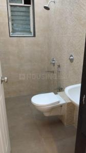 Common Bathroom Image of 820 Sq.ft 2 BHK Apartment for buy in Wellwisher Kiarah Terrazo Phase II, Hadapsar for 5700000