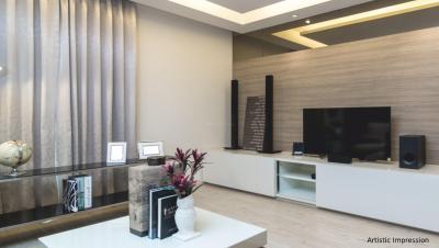Living Room Image of 475 Sq.ft 1 BHK Apartment for buy in Adityaraj Avenue, Vikhroli East for 7000000
