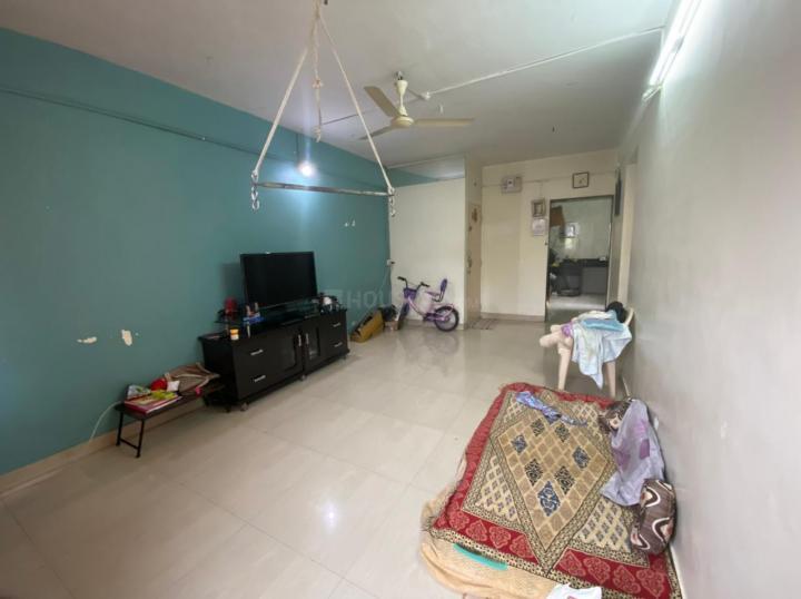 Hall Image of 1000 Sq.ft 2 BHK Apartment for buy in Sadguru Apartment, Dhankawadi for 4900000