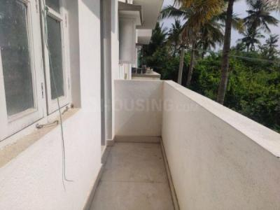 Gallery Cover Image of 550 Sq.ft 1 BHK Apartment for rent in YPR RESIDENCY, Yemalur for 11000