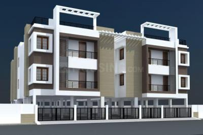 Gallery Cover Image of 1004 Sq.ft 2 BHK Apartment for buy in Kolapakkam for 4718000