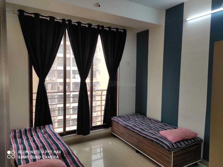 बोरीवली ईस्ट में एसस्पी टावर में बेडरूम की तस्वीर
