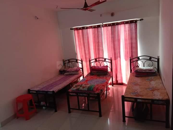 पीजी 4314147 विले पार्ले वेस्ट इन विले पार्ले वेस्ट के बेडरूम की तस्वीर