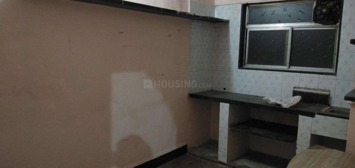 Kitchen Image of 400 Sq.ft 1 RK Apartment for rent in Dombivli East for 5500