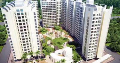 Gallery Cover Image of 729 Sq.ft 2 BHK Apartment for buy in Kalyan West for 4970000