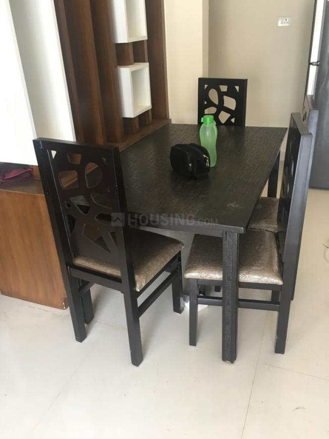 Dining Area Image of 1870 Sq.ft 3 BHK Apartment for rent in Nanakram Guda for 65000