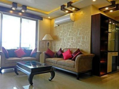 Gallery Cover Image of 1500 Sq.ft 2 BHK Apartment for rent in New Town for 45000