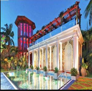 Gallery Cover Image of 600 Sq.ft 1 BHK Apartment for buy in Radhey Radhey Galaxy Phase 2, Karjat for 2350000