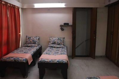 Bedroom Image of Shree Krishna PG in Navrangpura