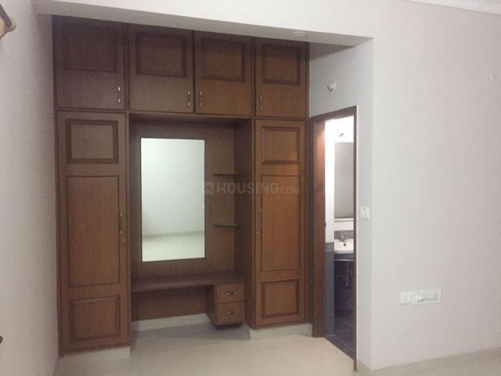 Bedroom Image of 1800 Sq.ft 3 BHK Apartment for rent in Mathikere for 35000