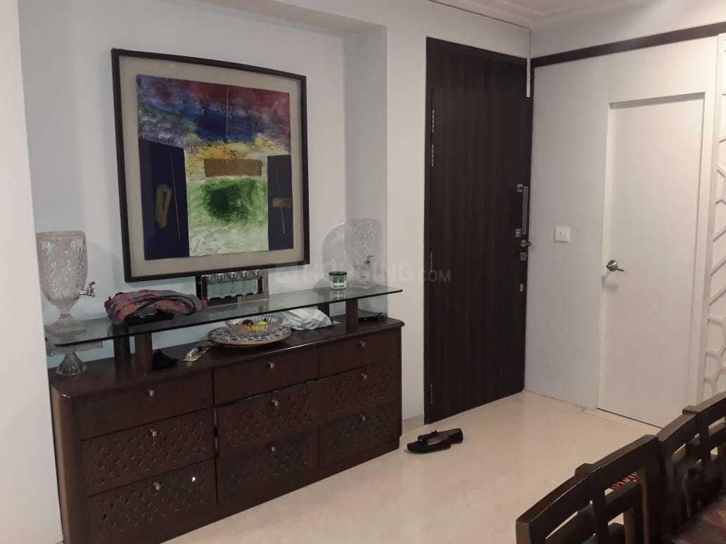 Living Room Image of 1500 Sq.ft 3 BHK Apartment for rent in Bandra West for 200000