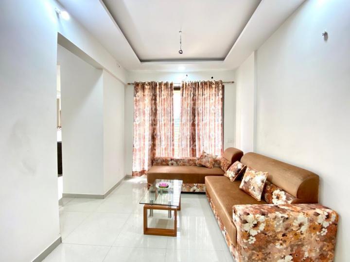 कल्याण नागरी, कोंगाओं  में 3300000  खरीदें  के लिए 3300000 Sq.ft 1 BHK अपार्टमेंट के लिविंग रूम  की तस्वीर