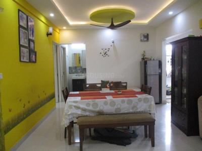Gallery Cover Image of 1562 Sq.ft 3 BHK Apartment for buy in Concorde Amber, Chikkakannalli for 9600000