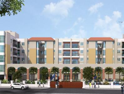 Gallery Cover Image of 1340 Sq.ft 3 BHK Apartment for buy in Thoraipakkam for 7889337
