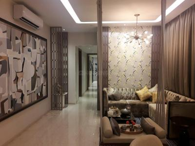 Gallery Cover Image of 1650 Sq.ft 3 BHK Apartment for buy in Palava Phase 1 Nilje Gaon for 13500000