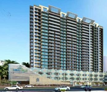 Gallery Cover Image of 750 Sq.ft 2 BHK Apartment for buy in Yogsiddhi Sumukh Hills, Kandivali East for 12800000