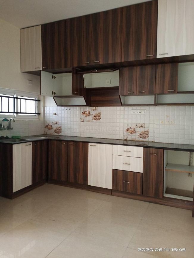 Kitchen Image of 1200 Sq.ft 2 BHK Apartment for rent in Sobha Sunflower, Vibhutipura for 26000