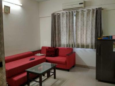 Gallery Cover Image of 425 Sq.ft 1 BHK Apartment for rent in Worli for 30000