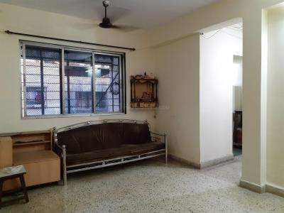 Gallery Cover Image of 653 Sq.ft 1 BHK Apartment for rent in Kopar Khairane for 19000