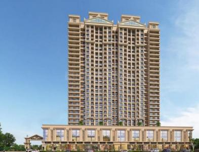 Gallery Cover Image of 2160 Sq.ft 3 BHK Apartment for buy in Paradise Sai World Legend, Shahad for 15000000