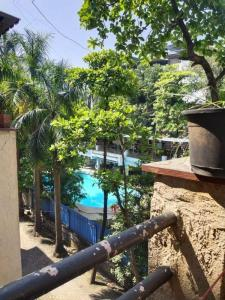 Balcony Image of PG Life in Airoli