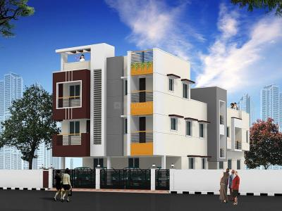 Gallery Cover Image of 1120 Sq.ft 3 BHK Apartment for buy in Pammal for 4480000