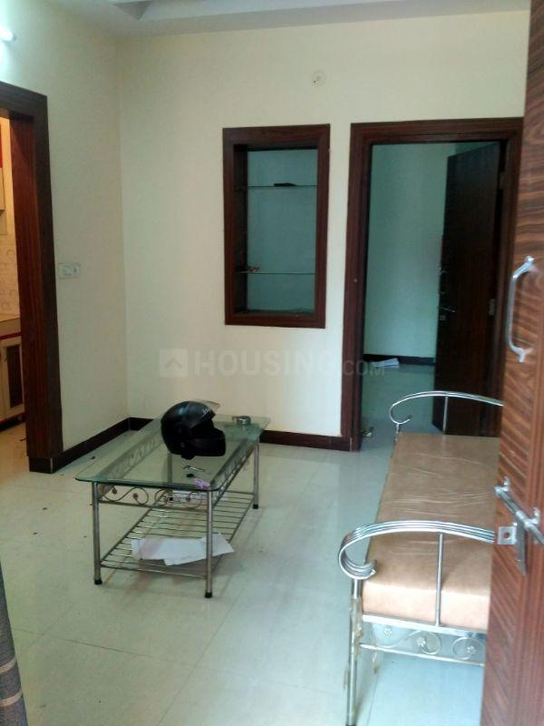 Living Room Image of 560 Sq.ft 1 BHK Independent Floor for rent in CGHS Progressive Apartments, Sector 55 for 18000
