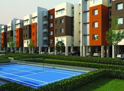 Gallery Cover Image of 1039 Sq.ft 2 BHK Apartment for buy in Padapai for 3065050